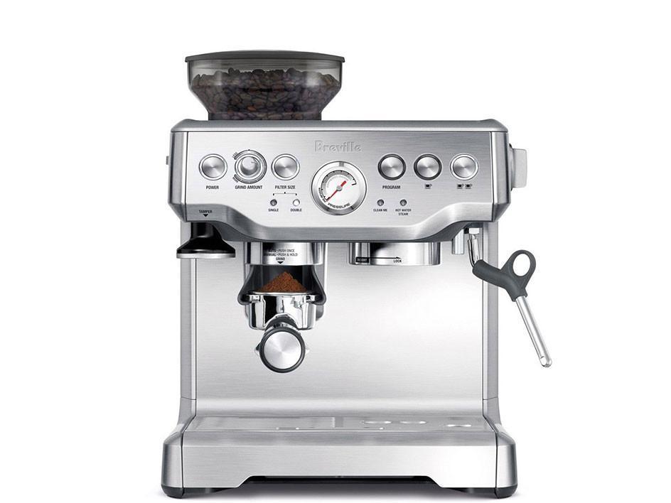 Máy pha cà phê và dụng cụ
